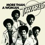 Original Cover Artwork of Tavares More Than A Woman