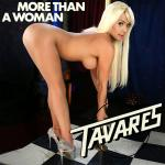 Cover Artwork Remix of Tavares More Than A Woman