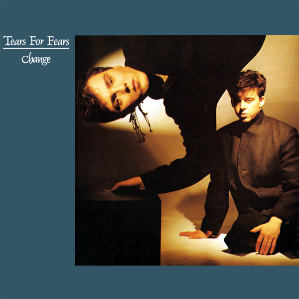 Original Cover Artwork of Tears For Fears Change