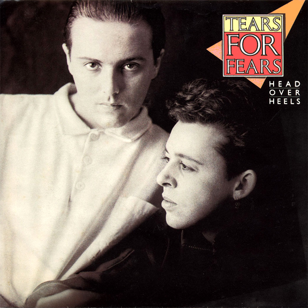 Original Cover Artwork of Tears For Fears Head Heels