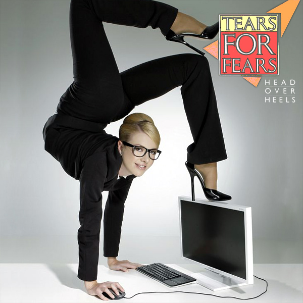 Cover Artwork Remix of Tears For Fears Head Heels