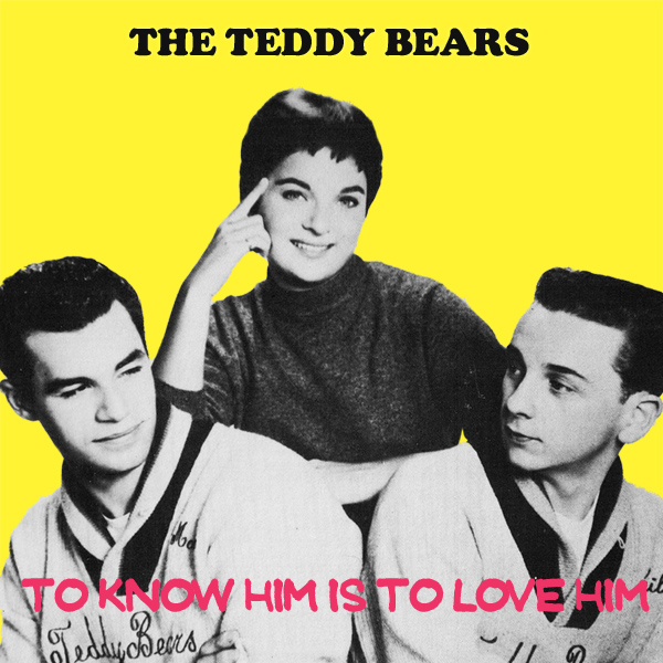 Original Cover Artwork of Teddy Bears To Know Him Is To Love Him