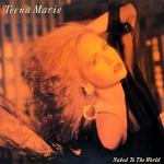 Original Cover Artwork of Teena Marie Naked To The World