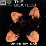 Original Cover Artwork of The Beatles Drive My Car