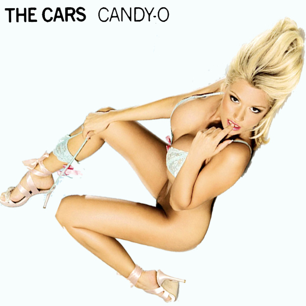 Cover Artwork Remix of The Cars Candy O 2