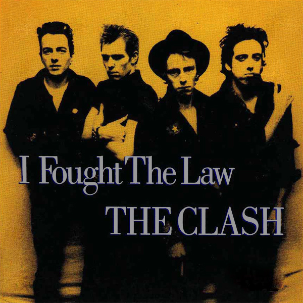 the clash i fought the law 1