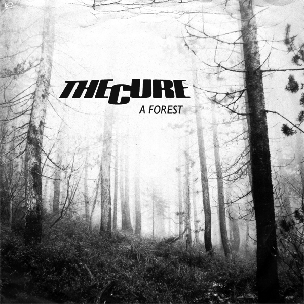 Original Cover Artwork of The Cure A Forest