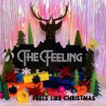Original Cover Artwork of The Feeling Feels Like Christmas
