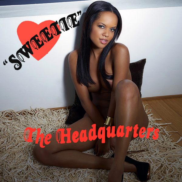 Cover Artwork Remix of The Headquarters Sweetie