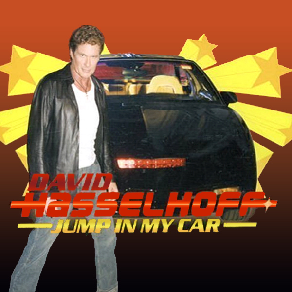 the hoff jump in my car 1