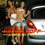 Cover Artwork Remix of The Hoff Jump In My Car
