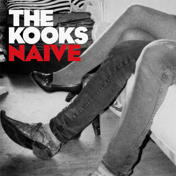 Original Cover Artwork of The Kooks Naive