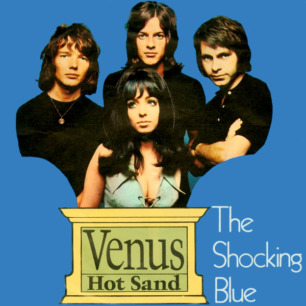 the shocking blue venus 1