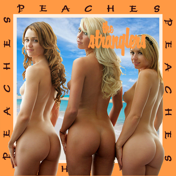 Cover Artwork Remix of The Stranglers Peaches