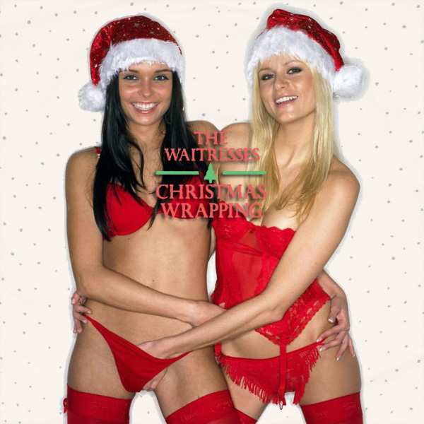 the waitresses xmas wrapping 2