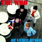 Original Cover Artwork of The Who My Generation