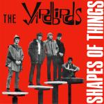 Original Cover Artwork of The Yardbirds Shapes Of Things