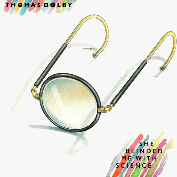 thomas dolby she blinded me with science 1
