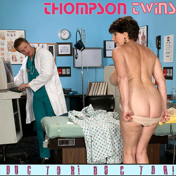 Cover Artwork Remix of Thompson Twins Doctor Doctor