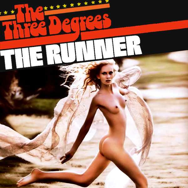 Cover Artwork Remix of Three Degrees The Runner