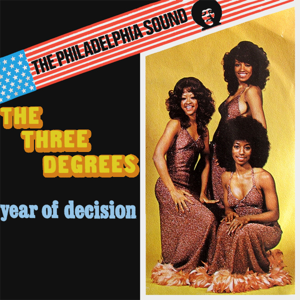 three degrees year of decision 1