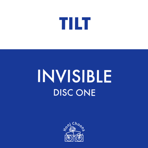 Original Cover Artwork of Tilt Invisible