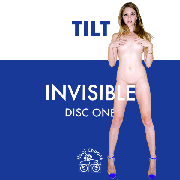 Cover Artwork Remix of Tilt Invisible