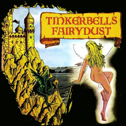 Original Cover Artwork of Tinkerbells Fairydust Original