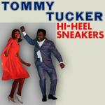 Original Cover Artwork of Tommy Tucker Hi Heel Sneakers
