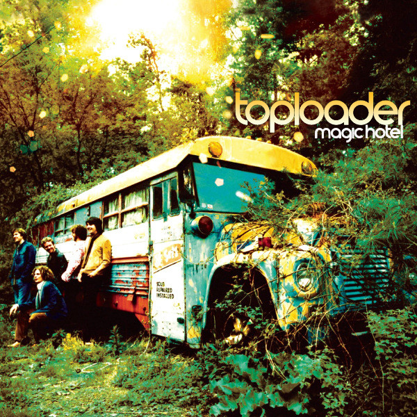 Original Cover Artwork of Toploader Magic Hotel