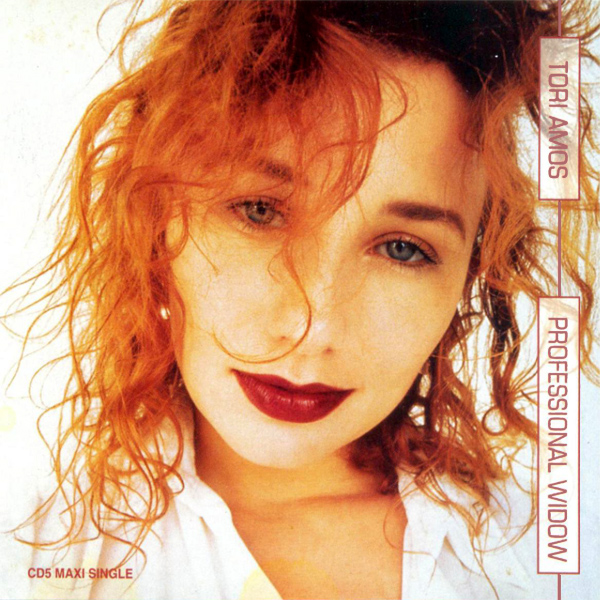 Original Cover Artwork of Tori Amos Professional Widow