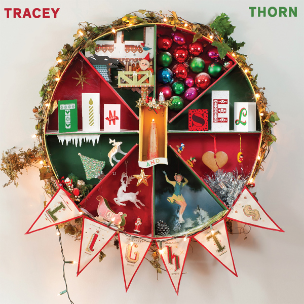Original Cover Artwork of Tracey Thorn Tinsel And Lights