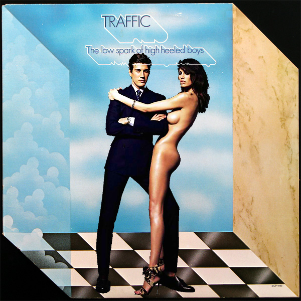 Cover Artwork Remix of Traffic Low Spark High Heel Boys