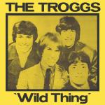 Original Cover Artwork of Troggs Wild Thing