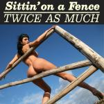 Cover Artwork Remix of Twice As Much Sittin On A Fence