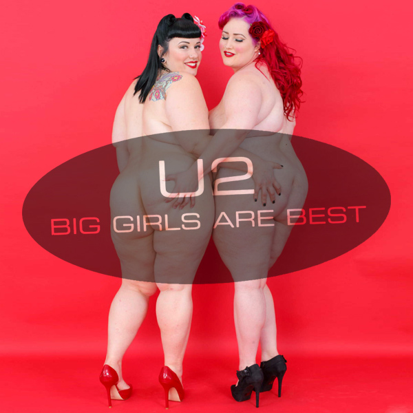 Cover Artwork Remix of U Big Girls Are Best