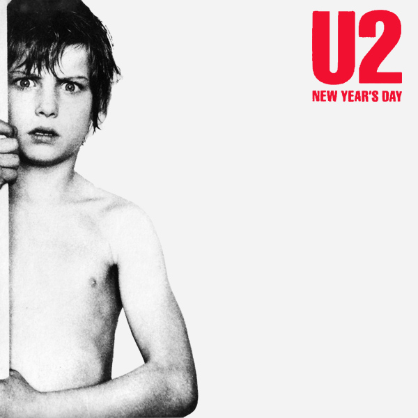 Original Cover Artwork of U2 New Years Day