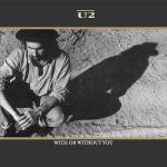 Original Cover Artwork of U2 With Or Without You