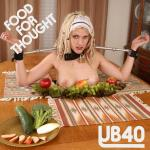 Cover Artwork Remix of Ub40 Food For Thought