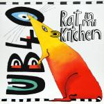Original Cover Artwork of Ub40 Rat In Mi Kitchen