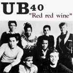 Original Cover Artwork of Ub40 Red Red Wine
