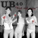 Cover Artwork Remix of Ub40 Red Red Wine