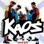 Original Cover Artwork of Ultimate Kaos Some Girls