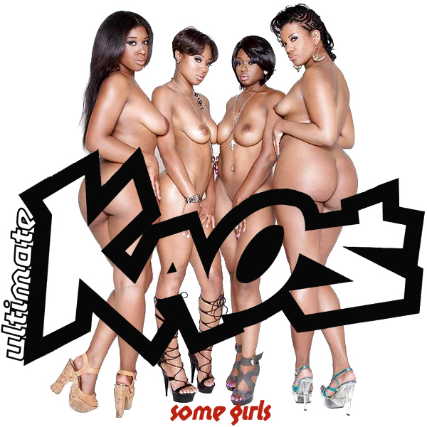 Cover Artwork Remix of Ultimate Kaos Some Girls