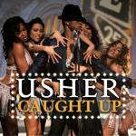 Original Cover Artwork of Usher Caught Up