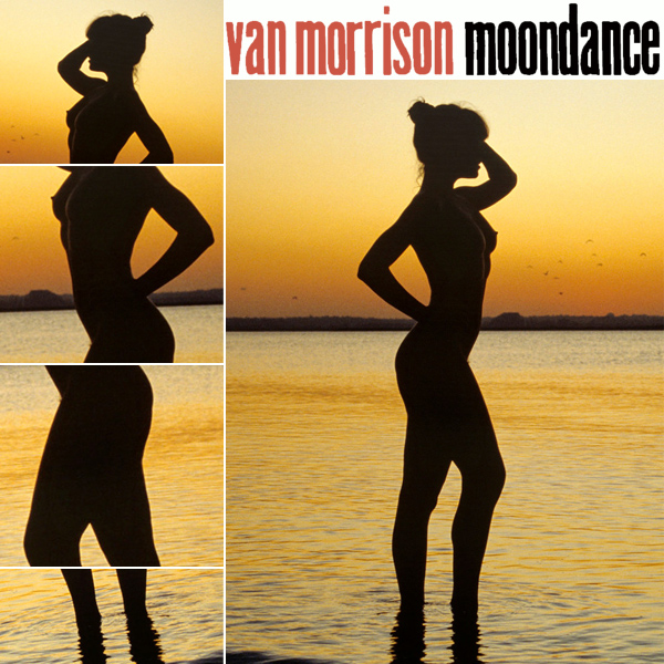 Cover Artwork Remix of Van Morrison Moondance