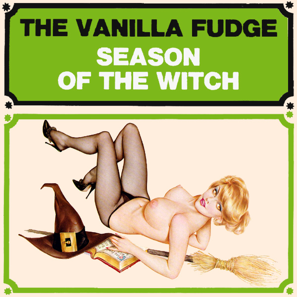 Cover Artwork Remix of Vanilla Fudge Season Of The Witch
