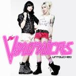 Original Cover Artwork of Veronicas Untouched