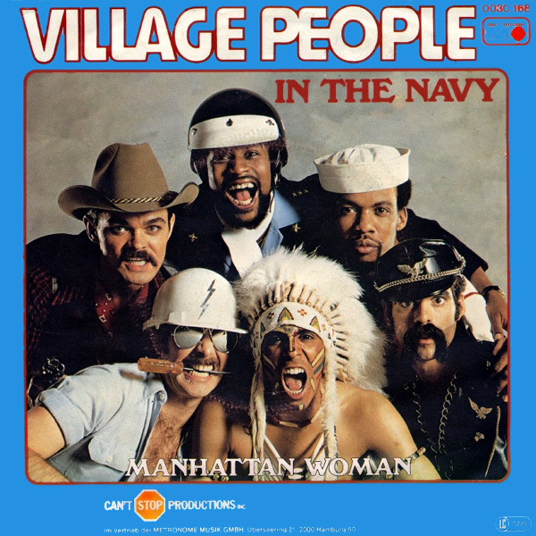 village people in the navy 1