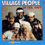 Original Cover Artwork of Village People In The Navy